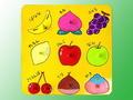 野菜・果物パズル